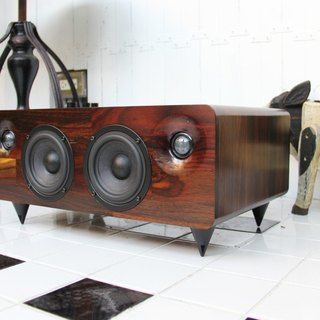 MINFORT | MIN7 handmade wood multi-function sound (rosewood wood)