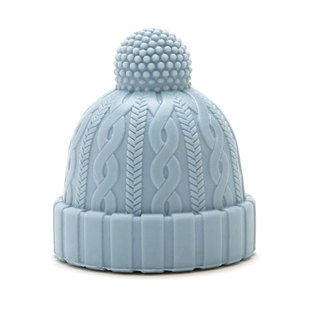 Beanie - Bottle Stopper - Blue