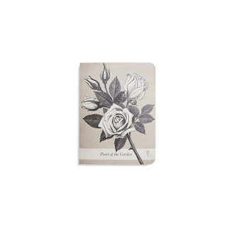 JIUKOUSHAN nine bare mountain 320Pages White Rose Notebook