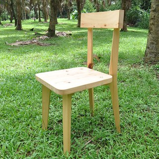 Fawn chair (Japanese cypress) | Dining chairs