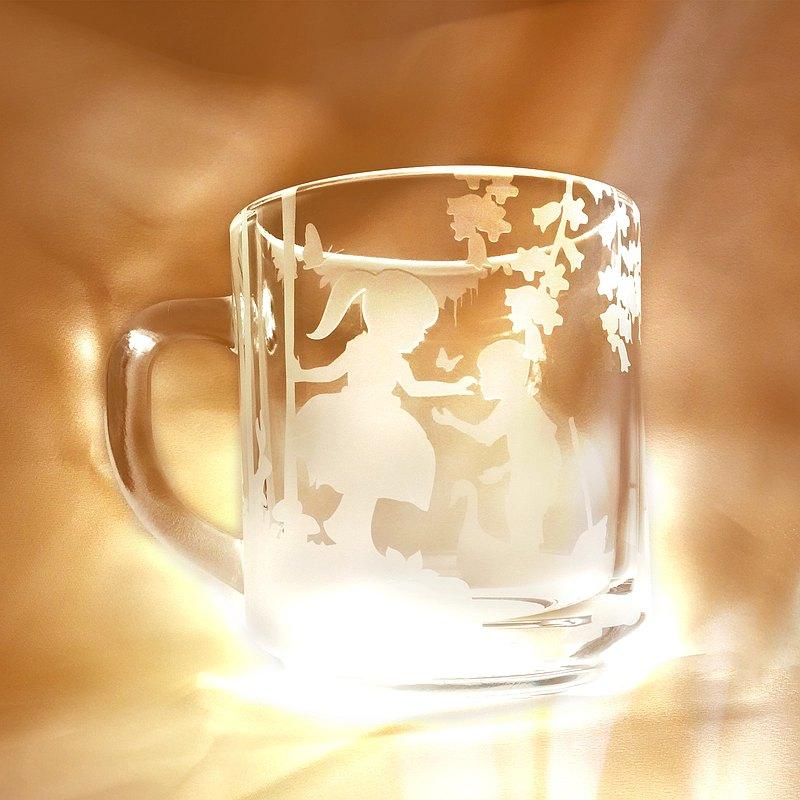 Spring Series 手工咖啡對杯 情侶 父母親禮物 生日禮物 客製馬克