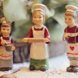 Good day fetish Germany vintage traditional oven / baking table / candlestick / antique Christmas gifts The whole group sold