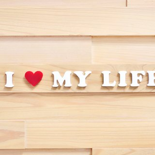 DIY-Wall Sticker-Text-Wenqing-Decoration-Custom-made-BU