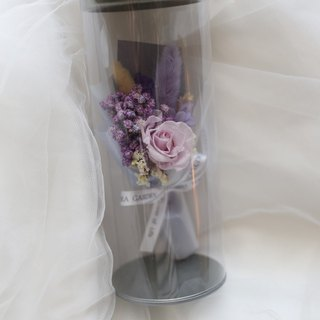 璎 Luo Manor*wedding small objects*non-withered flower. Eternal flower / Starry Star Bouquets / G92 / Valentine's Day bouquet / flower bouquet immortality / Valentine's Day gift / cylinder bouquet