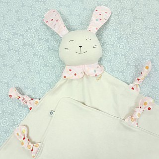 Animal Bulkhead / Baby Complacent Blanket / Blanket / Rabbit