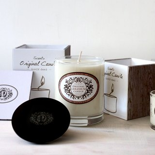 200 grams of pure natural plant essential oil fragrance soy candle │ 960 yuan │ nest footpath