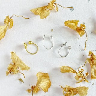 Ear clip add area earrings (do not place alone)