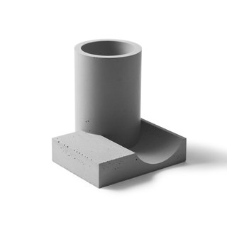 Merge cement pen holder / color cement