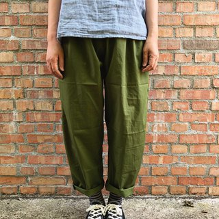 Lightweight, cool, tube-cut pants