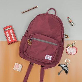 ARGALI Ferret Backpack Small Burgundy