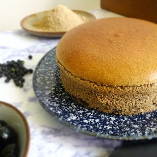 — Gluten-Free — Qingren Honey Black Bean Cake (6吋)
