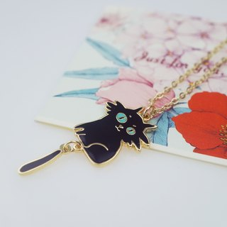 Cat necklace little tail original design series