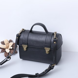 LONDON handmade leather  briefcase  purse bag  shoulder bag