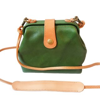 [La Fede] Little Doctor Bag - Green