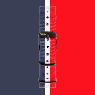 Signature NATO Strap 14mm - The Patriot