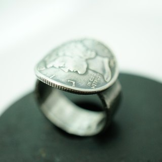 Handmade Sterling Silver Ring / Liberty Sterling Silver Ring