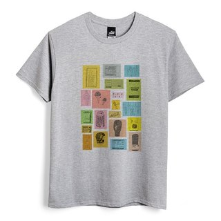 Daily One - Deep Gray - Neutral T - Shirt