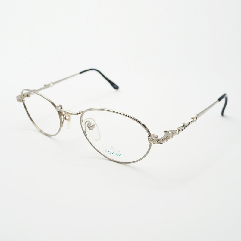 Monroe Optical Shop / Japan 90s Antique Glasses Frame no.A36 vintage