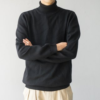 Japanese with super comfortable solid color Turtleneck turtleneck sweater Turtleneck Knit
