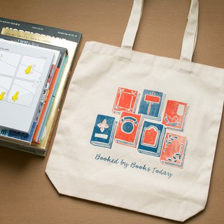 Booked by Books Today – Tote Bag