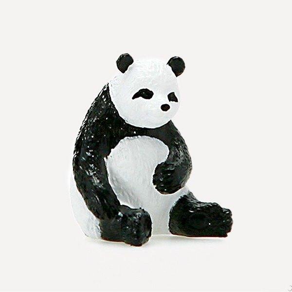 動物卡片座・熊貓