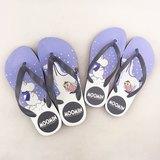 Moomin嚕嚕米授權-夾腳拖鞋(女/男)04