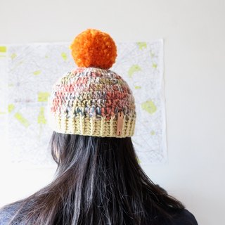 [endorphin] hand-knitted hat