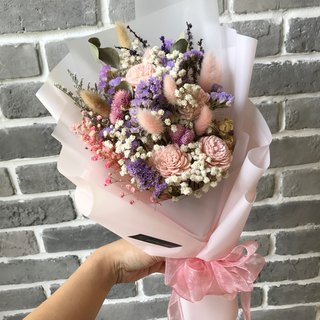 璎珞 Manor House*wedding small things*not withered flowers. eternal flower / Gypsophila bouquet / G98 / Valentine's Day bouquet / eternal flower small bouquet / gift bouquet / dry flower / Valentine's Day gift / mother's day bouquet