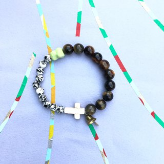 Bracelet bracelet ∞ faith sound quality