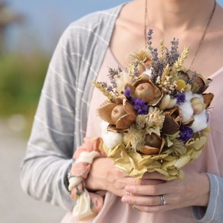 Dried bouquet customized bouquet marry Accessories - Marry me!