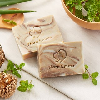 Mint Aloe Refreshing Soap - Emma Handmade Soap Expert