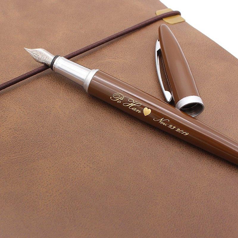 客製化雷射刻字一個位置 -  筆需另購 / 商品不含筆