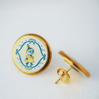 Ceramic earring - LITTLE MY