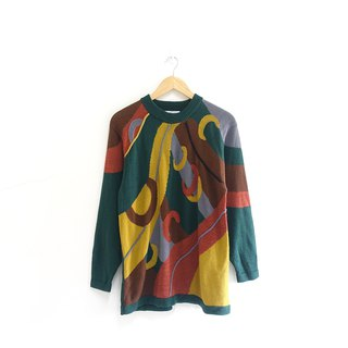 │Slowly | Moon - Vintage sweater │vintage. Vintage. Art. Made in Japan