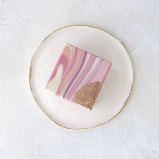 Peach Blossom Soap :: Marbled Collection