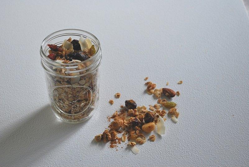 蜂蜜肉桂燕麥脆脆