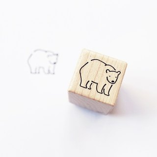 Maotu - Block Stamp (Polar Bear Notes)