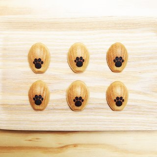 【Dog food】 mini honey coconut oil Madeleine 10 into