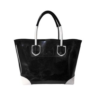 Black Bai Color Tote Bag