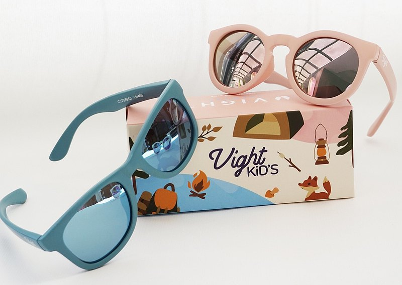 【VIGHT】 MOLLY - KIDS 兒童太陽眼鏡
