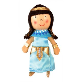 [UK Fiesta moving hands +] creative play Cleopatra creative fingers even Toys