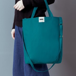 Three-seater canvas bag / shoulder / with705