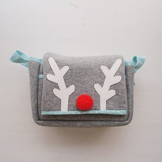 hairmo。 Reindeer camera bag(lomo/dc)