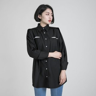 Rational rational modeling cut shirt _8AF050_ black