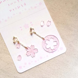 Cherry Blossoms / Earrings