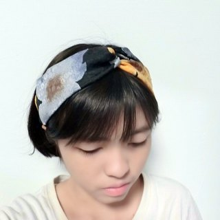 Blot cross hair band hairband*SK*