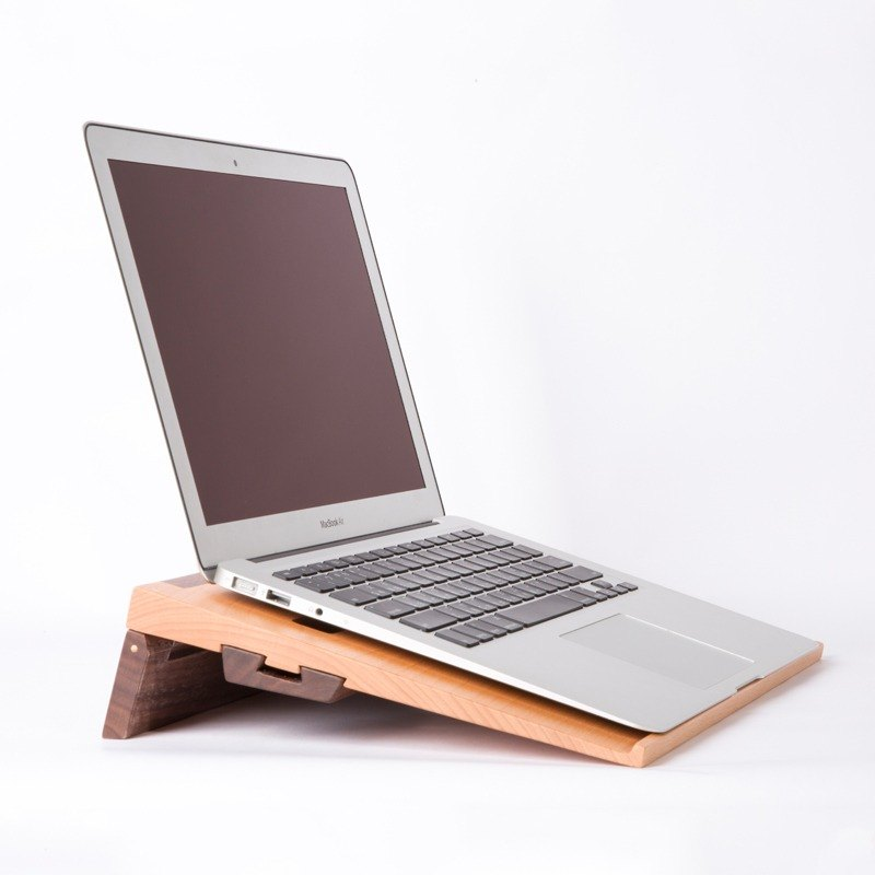 Multi-function wood pen holder-[VUCA-Design] Tablet │ Plus customer system