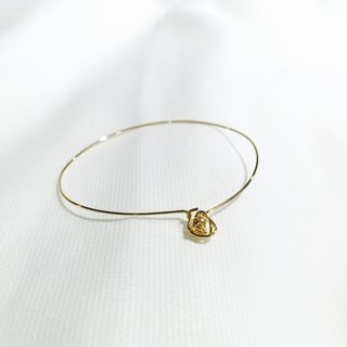 Ball。Rose。Bracelet。14Kgold。