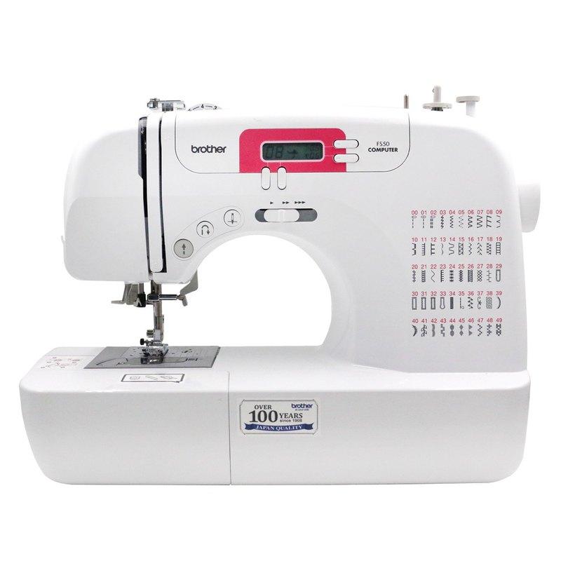 日本brother FS-50 Angel Code 智慧型電腦縫紉機