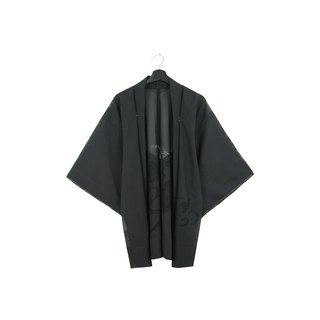 Back to Green-Japan brought back feather-woven transdermal flowers/vintage kimono